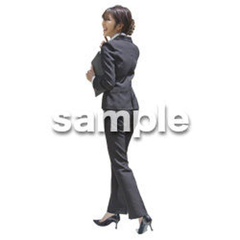 人物切抜き素材 ベーシックファッション編 P_269