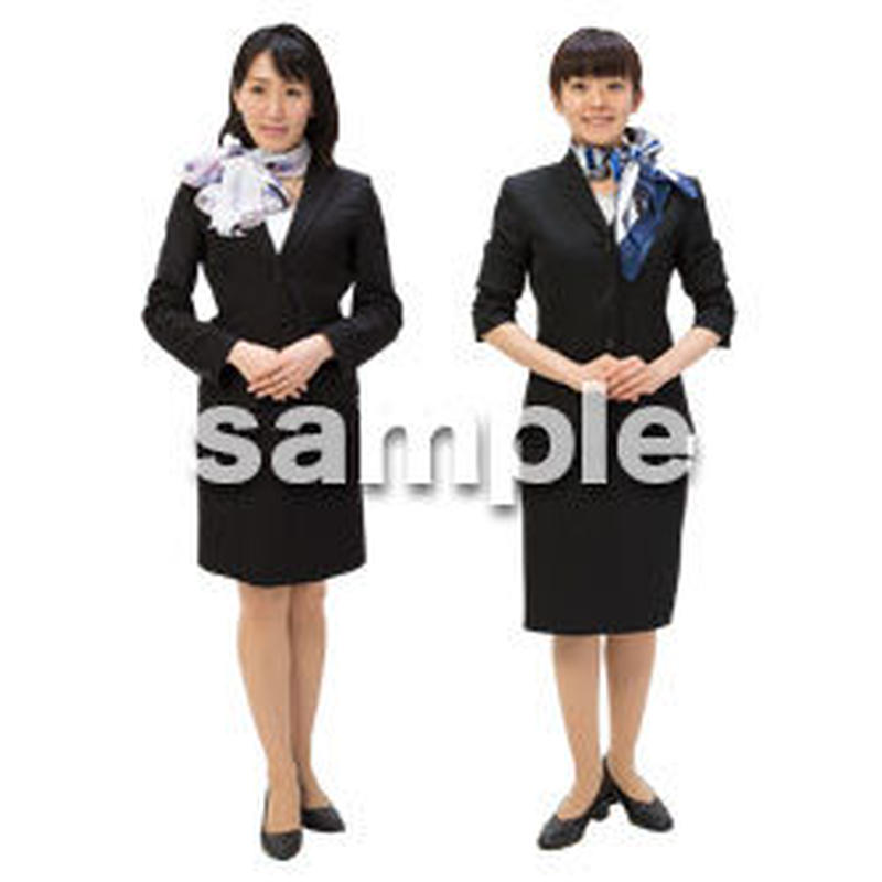 Cutout People ビジネス-日本人 EE_101