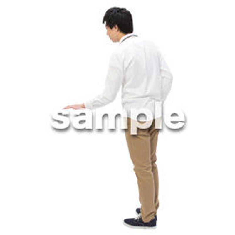 Cutout People ビジネス-日本人 EE_304