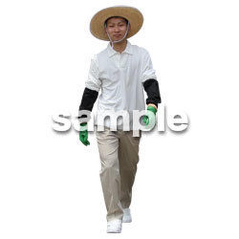 農作業 男性 NO_16