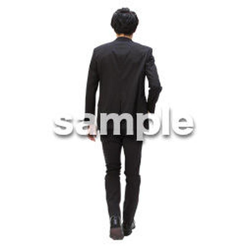 Cutout People ビジネス-日本人 EE_315