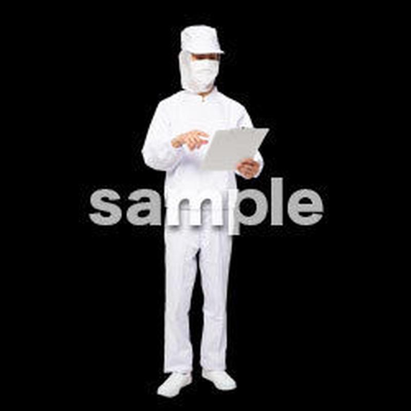 白衣食品スタッフ HA_26