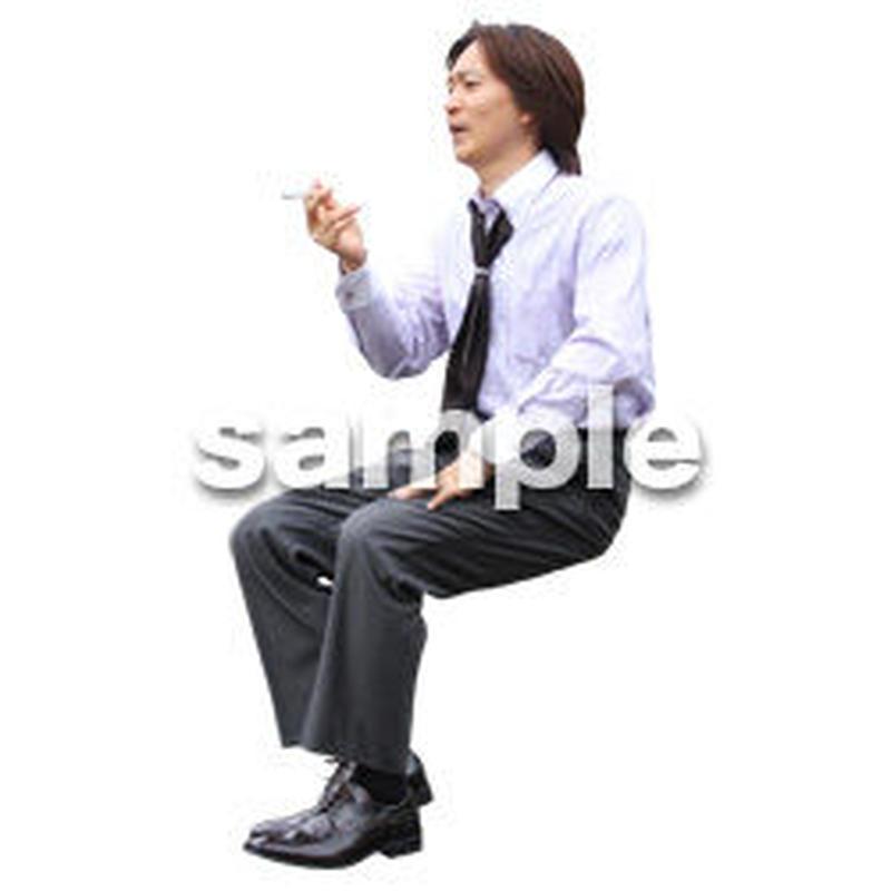 人物切抜き素材 アーバン・ショッピング編 M_491