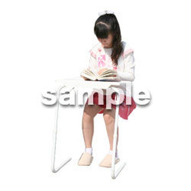 人物切抜き素材 ファミリー編 F_347