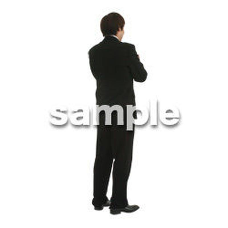人物切抜き素材 オフィス・フォーマル編 G_259