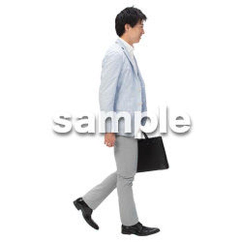 Cutout People ビジネス-日本人 EE_278