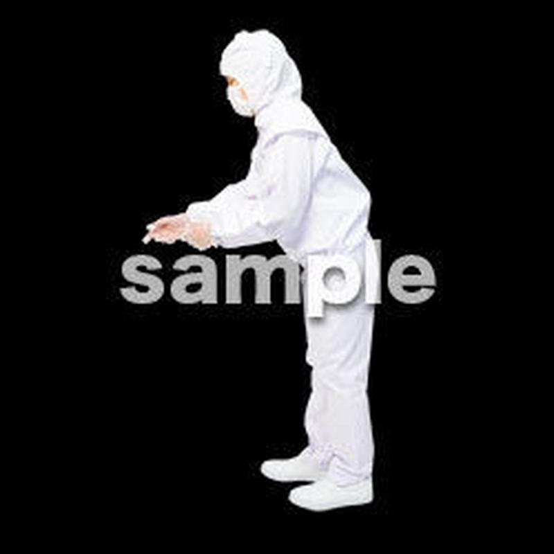 白衣食品スタッフ HA_08
