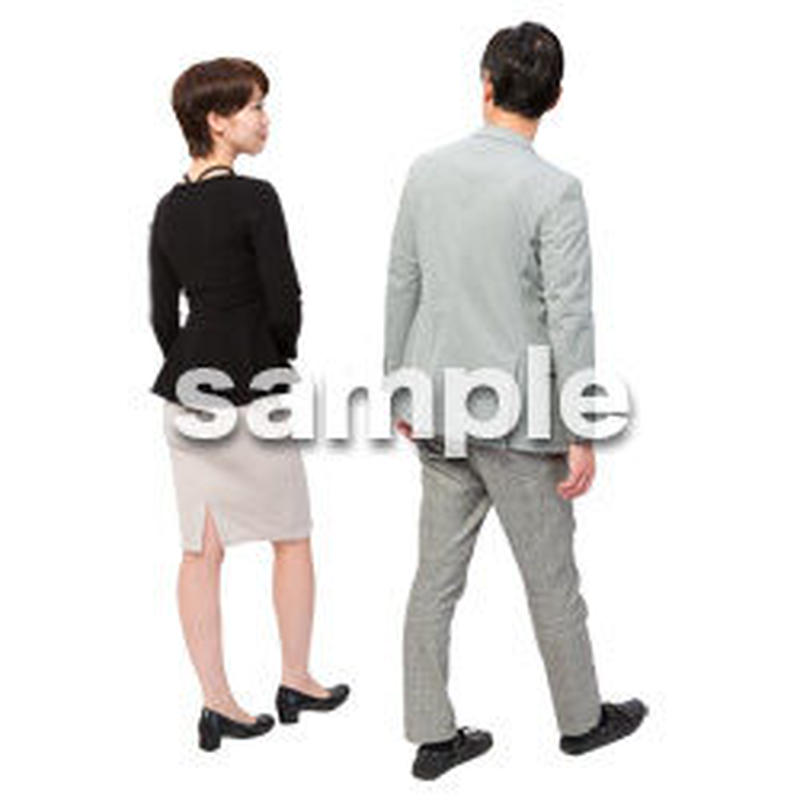 Cutout People ハイクラス 日本人 HH_189