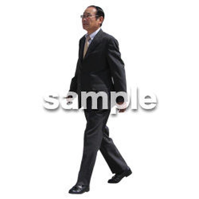Cutout People ビジネス-日本人 EE_257