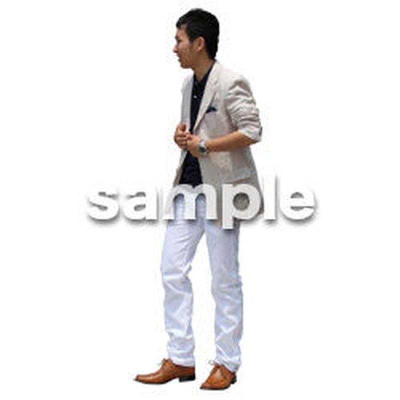 人物切抜き素材 アーバン・ショッピング編 M_321