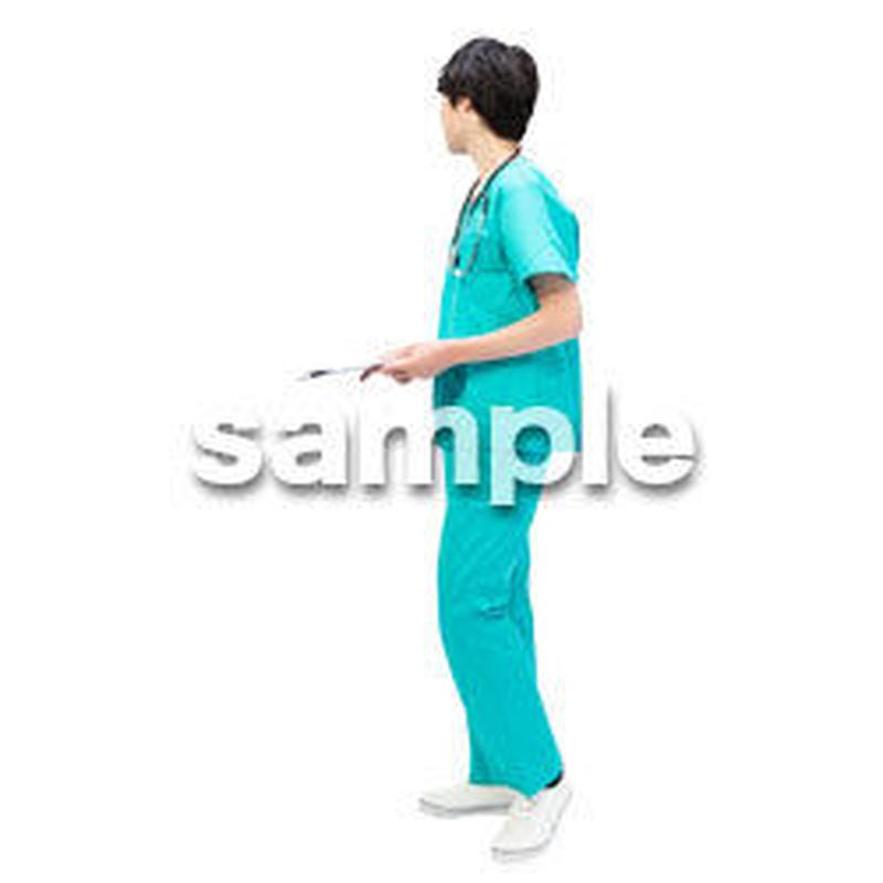 男性医師 IS_08