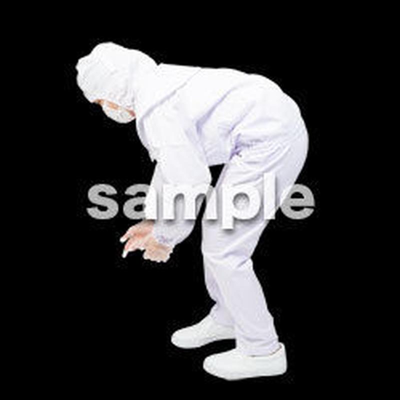 白衣食品スタッフ HA_15
