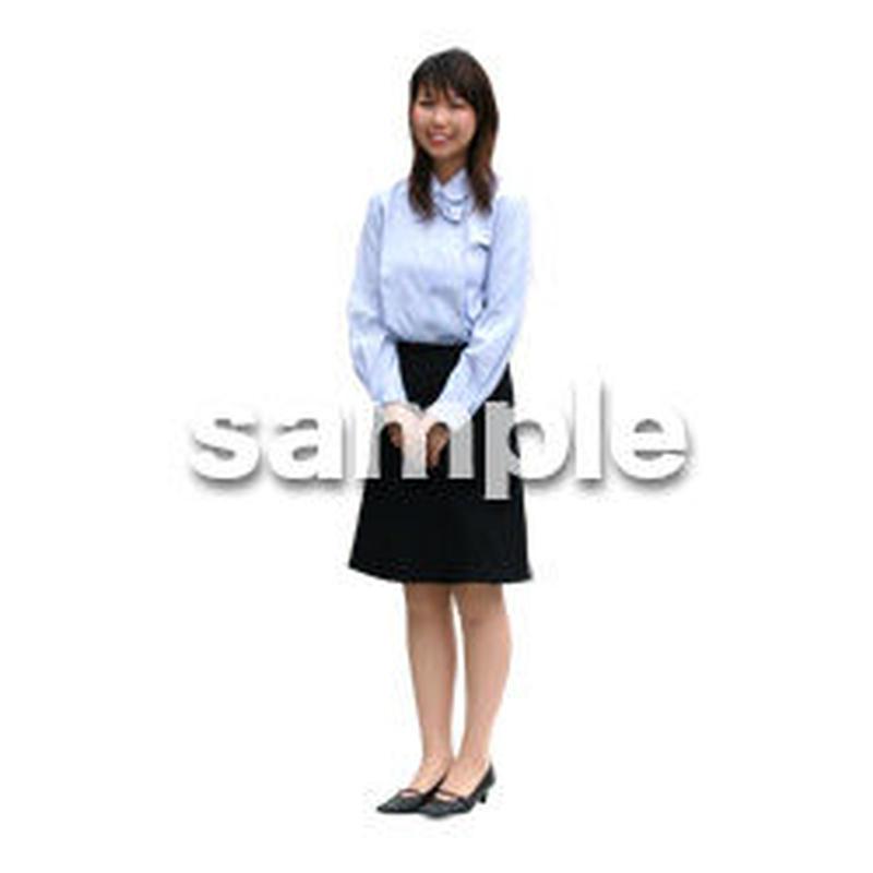 人物切抜き素材 オフィス・フォーマル編 G_141
