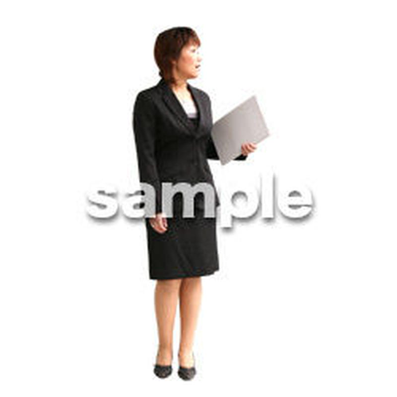 人物切抜き素材 オフィス・フォーマル編 G_149