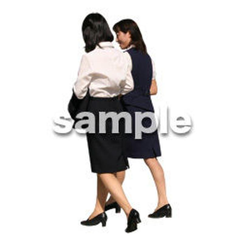 人物切抜き素材 オフィス・フォーマル編 G_046