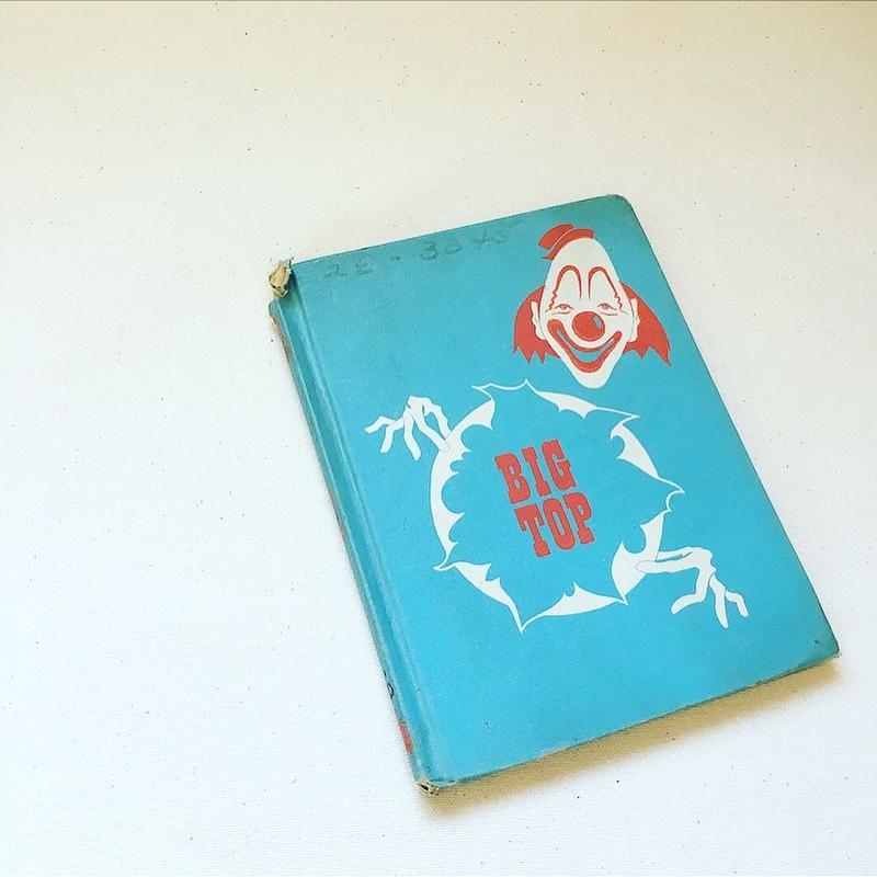 U.S.A. Vintage Book