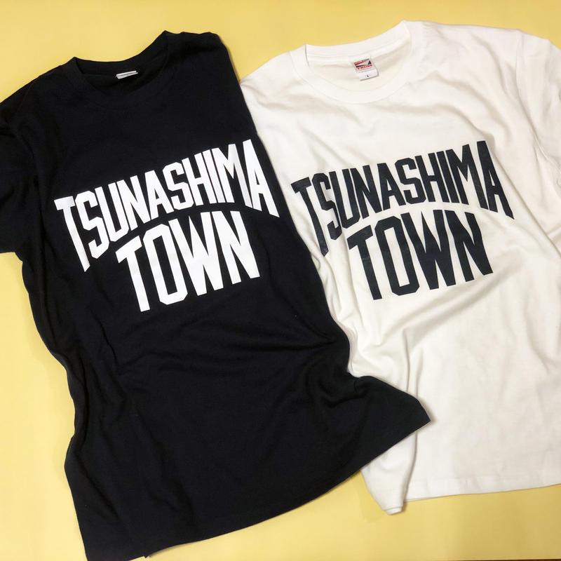 TSUNASHIMA TOWN Tシャツ
