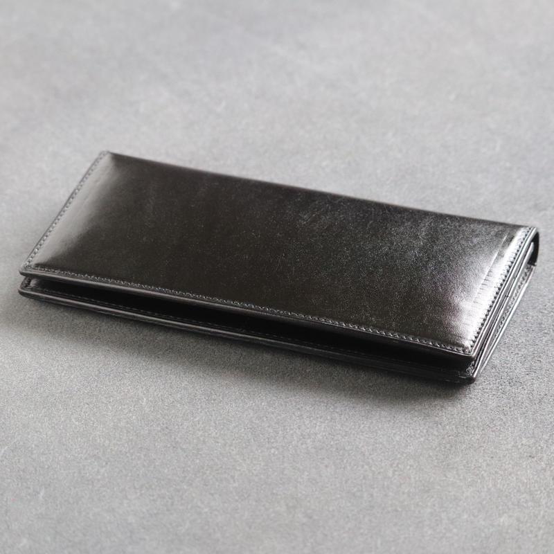 【Rugato】長財布 /ブラック、ワインレッド