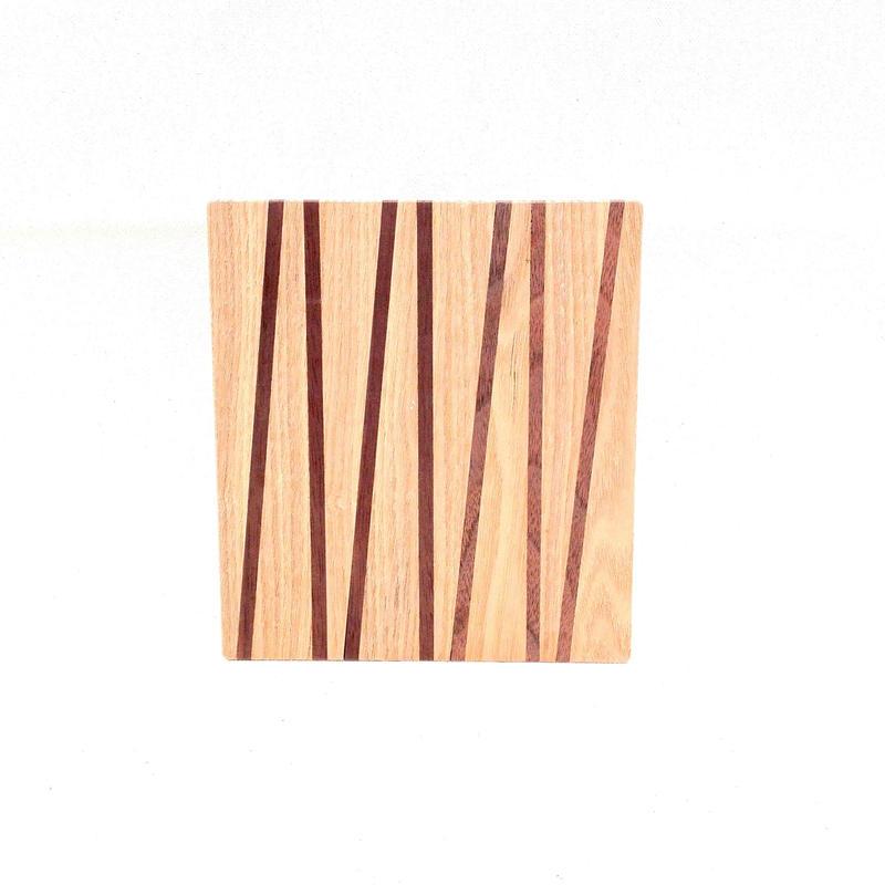 Square Wood Boad