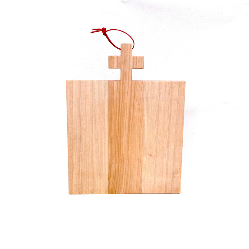 Plus Handle Square Cutting Board(L)