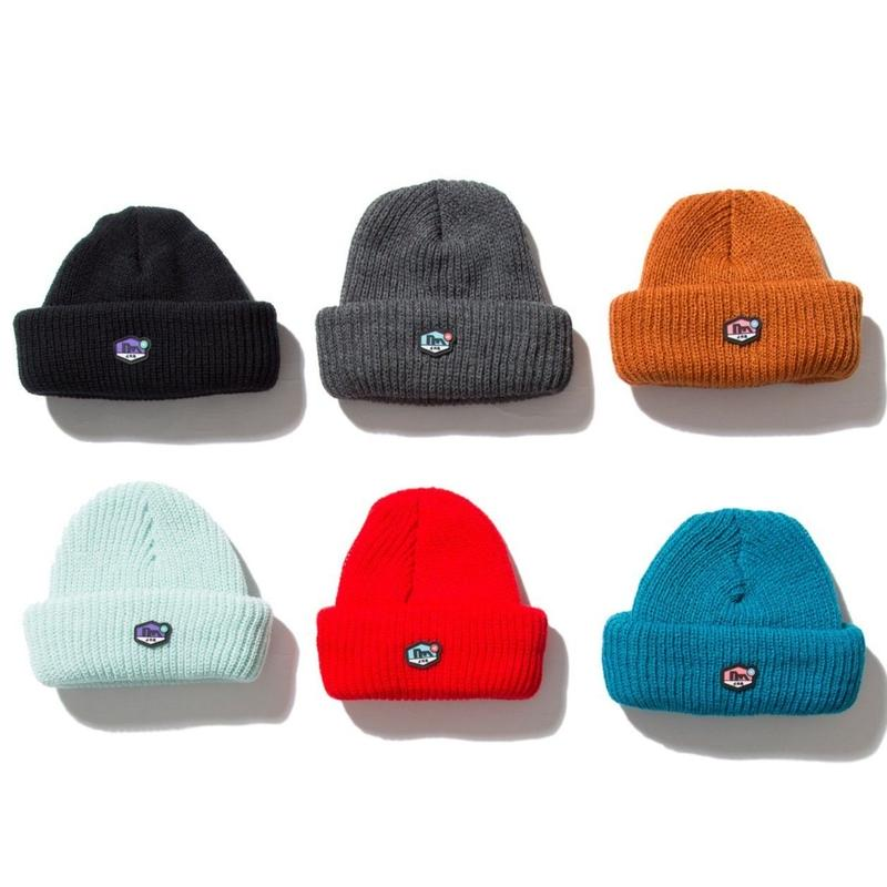 DEMARCOLAB DMC+2 SHORT BEANIE