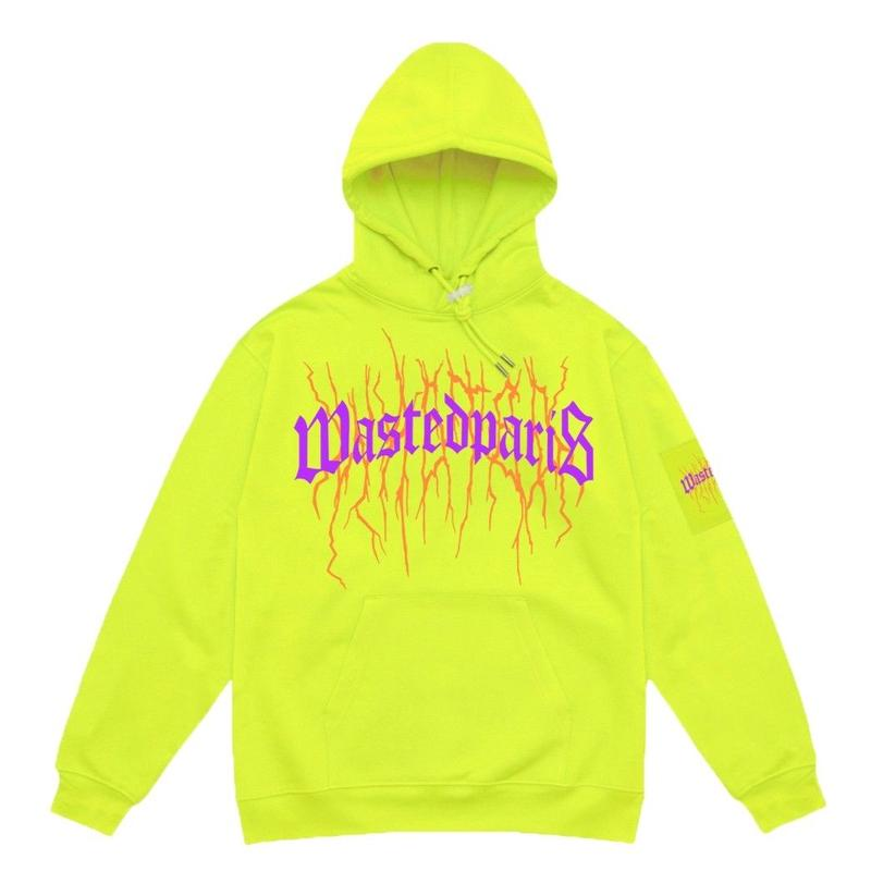 WASTED PARIS THUNDER BRIDGE HOODIE  LINE