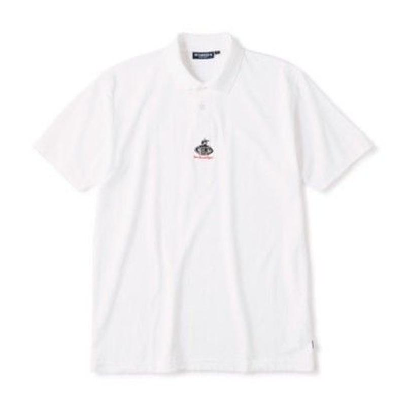 INTERBREED THE REFEREE POLO-WHITE