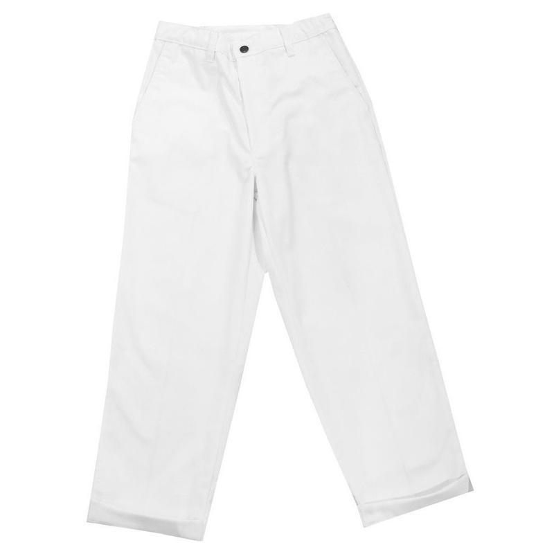 PEELS PANTS   WHITE