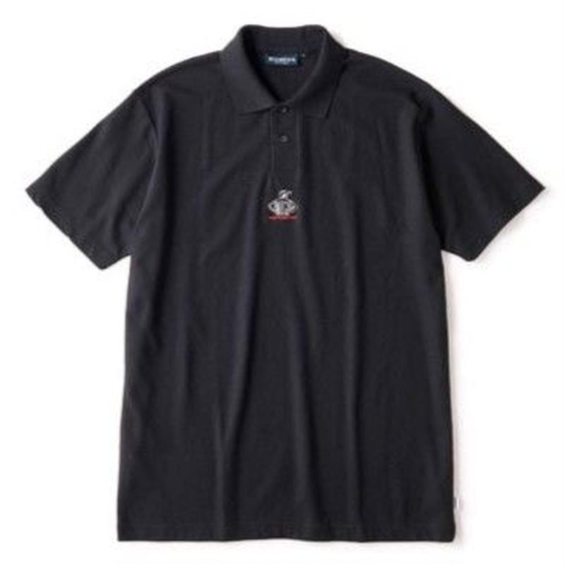 INTERBREED THE REFEREE POLO-BLACK