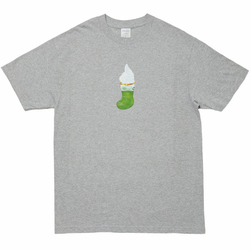 WHIMSY MELON SODA TEE-H,GREY