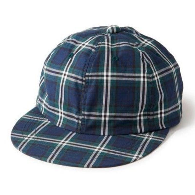 INTERBREED PATTERNED BALL CAP-BLACKWATCH