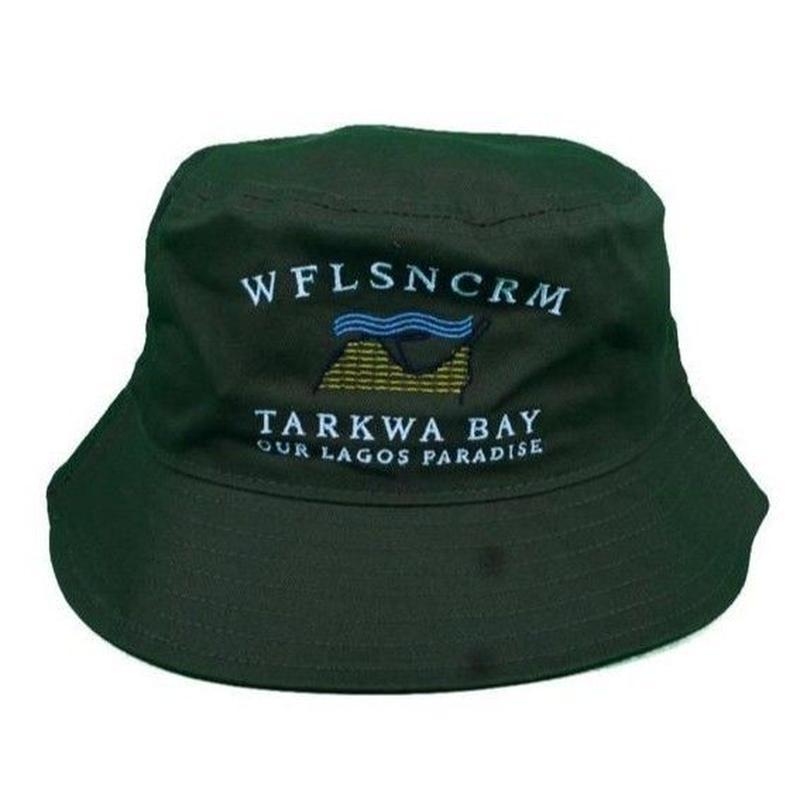 WAFFLESNCREAM TARKWA BAY HAT  GREEN