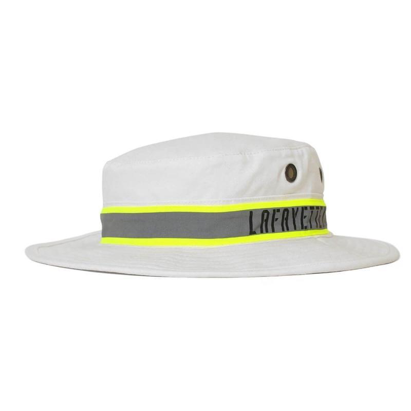 LAFAYETTE HIGH-VISBOONIE HAT-WHITE