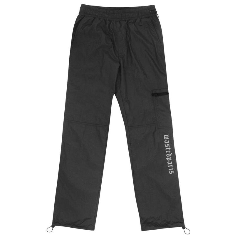WASTED PARIS  OX4 PANT  BLACK