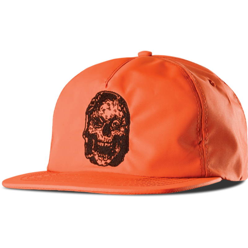 EMERICA X FUNERAL FRENCH NYLON HAT  ORANGE