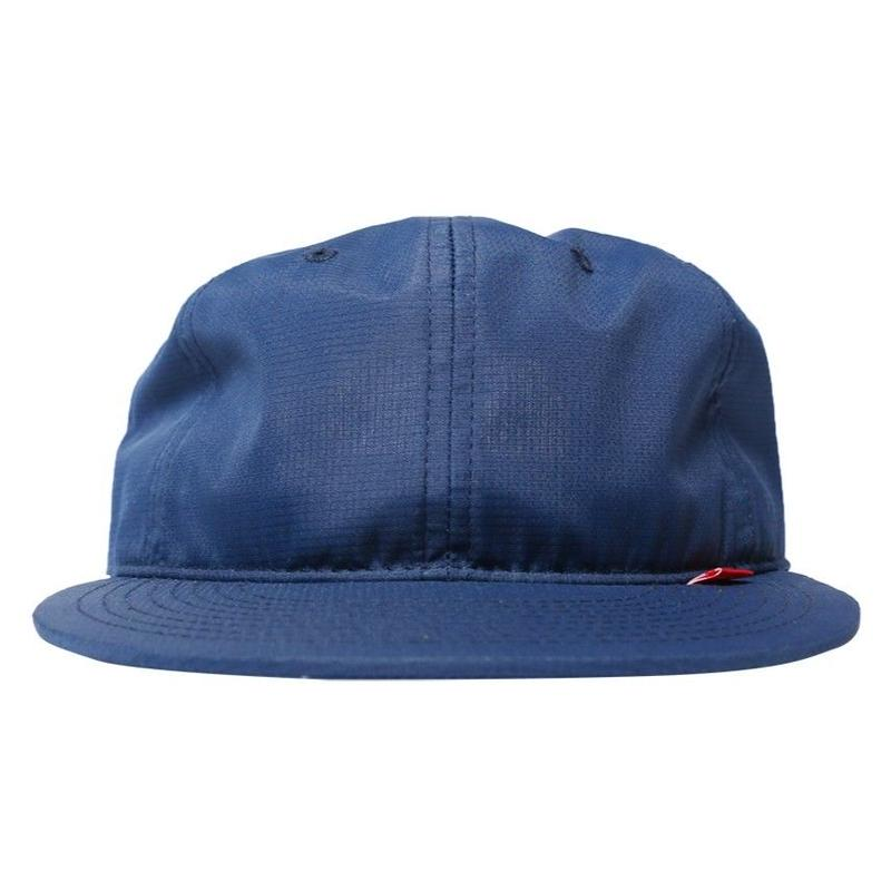 NYLON RIPSTOP CLUB HAT-NAVY