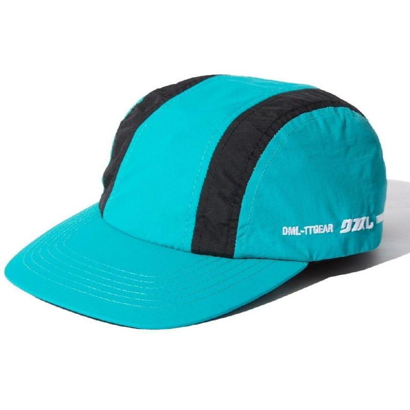 DEMARCOLAB MAD HOUSE R5P CAP GREEN