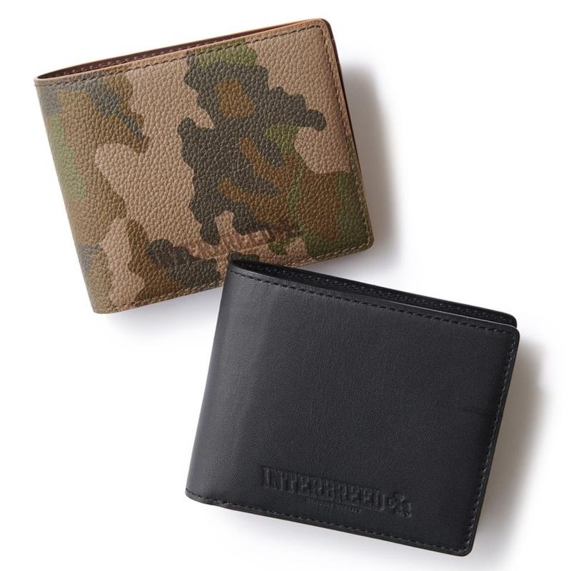 INTERBREED GENUINE LEATHER WALLET