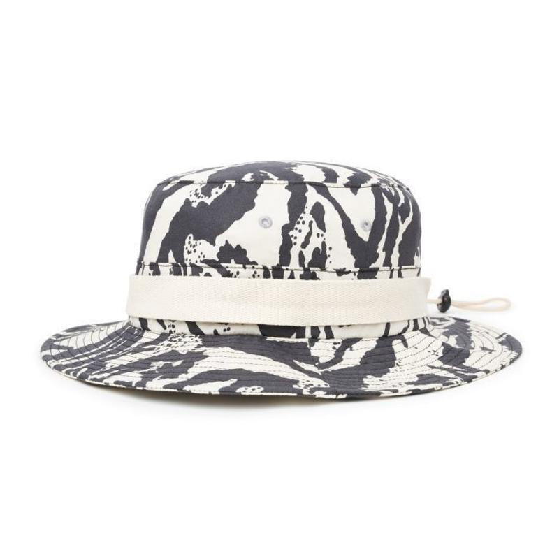 BRIXTON VANESSA BUCKET HAT-WASHED-BLACK-BONE