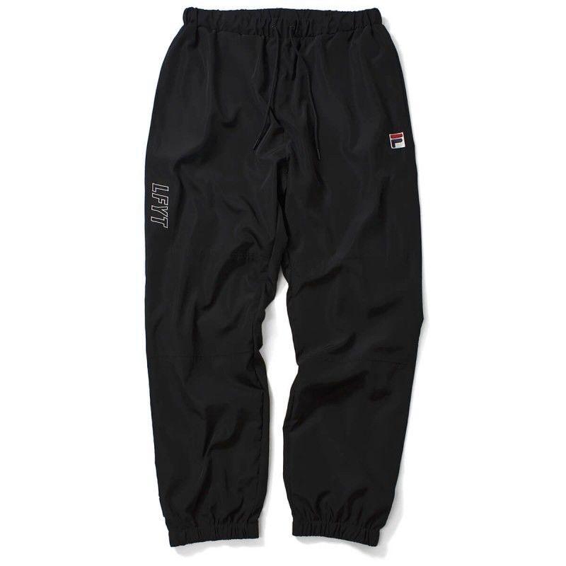 LAFAYETTE XFILA CLASSIC TRACK PANTS BLACK