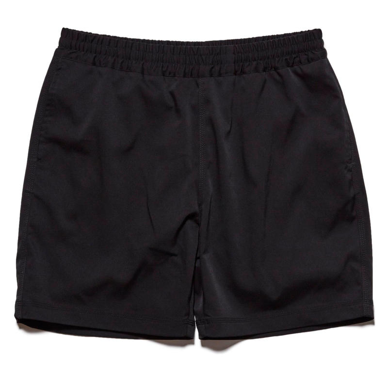 HELLRAZOR CHINO SWIM SHORTS-BLACK