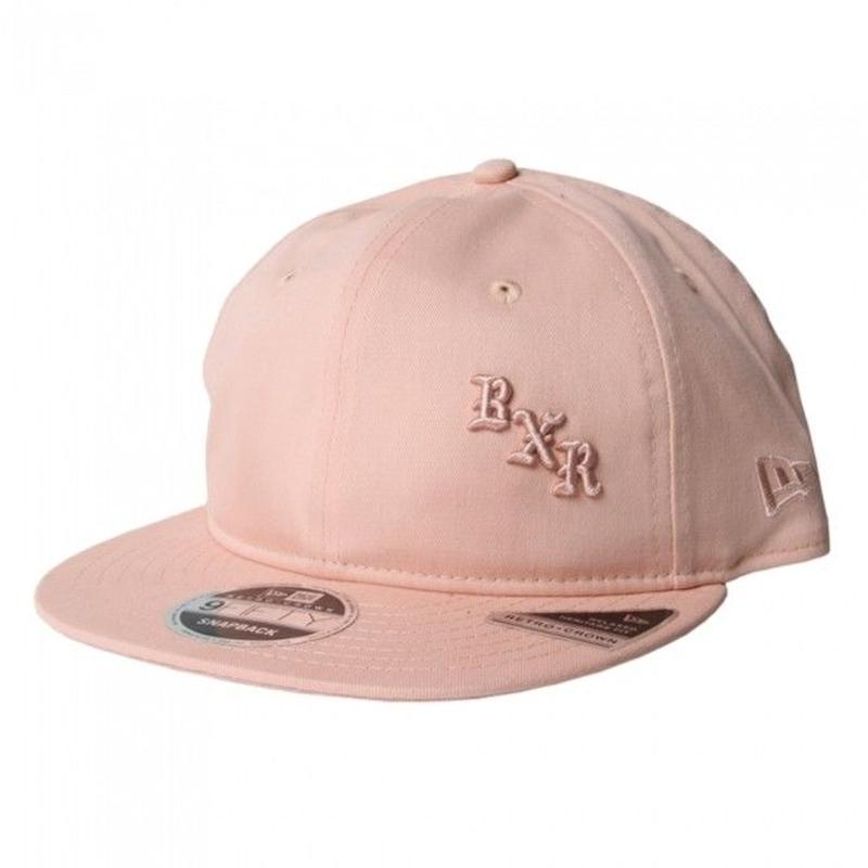 BORN X RAISED BXR STACK HAT-DUSTY ROSE