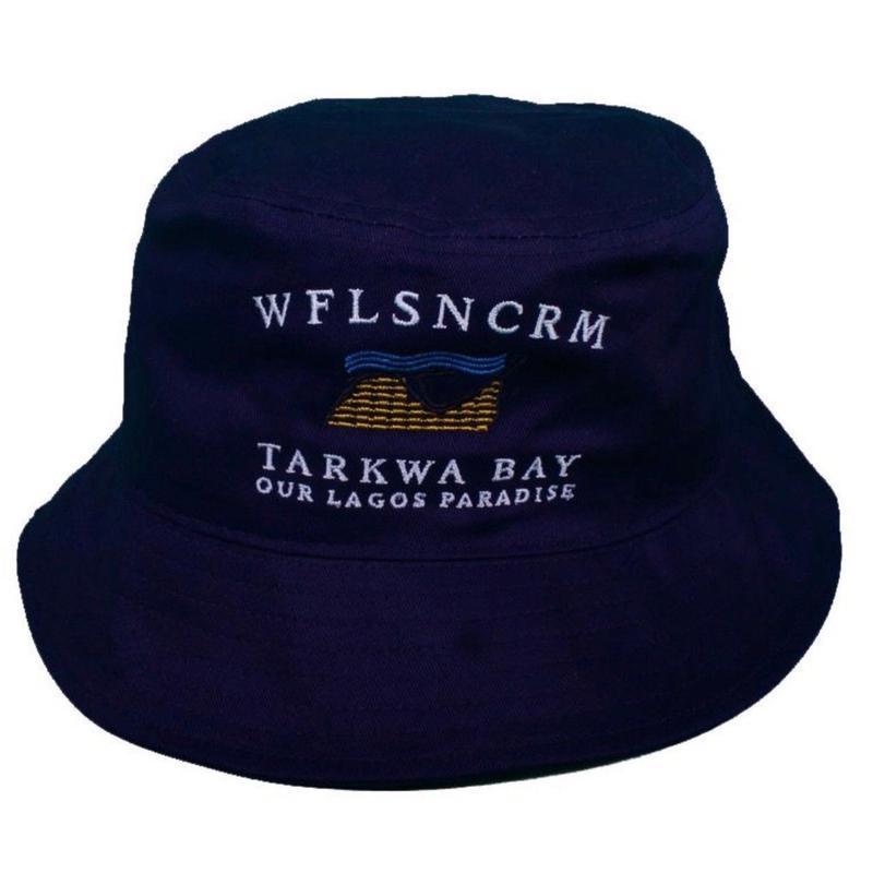 WAFFLESNCREAM TARKWA BAY HAT  NAVY