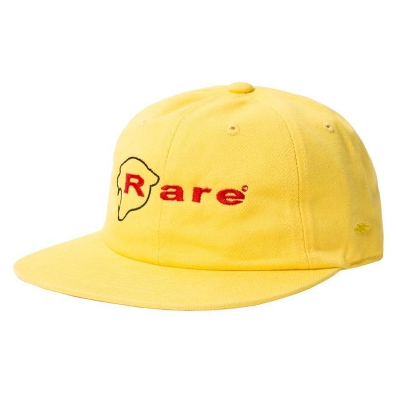 RARE PANTHER INDUSTRIES HAT YELLOW
