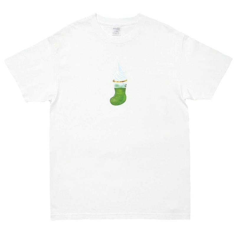WHIMSY MELON SODA TEE-WHITE