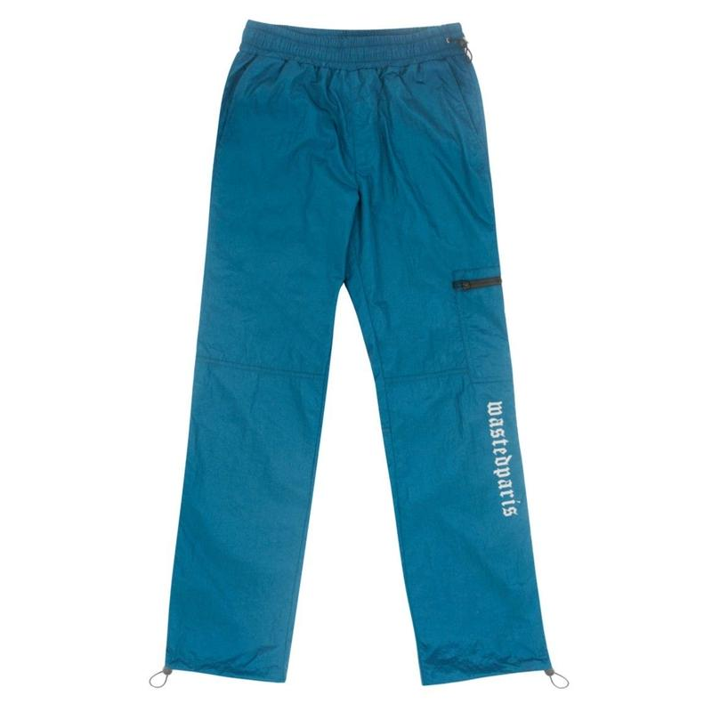 WASTED PARIS OX4 PANT LIVER BLUE