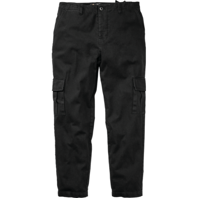 EMERICA TOUR CARGO PANT-BLACK
