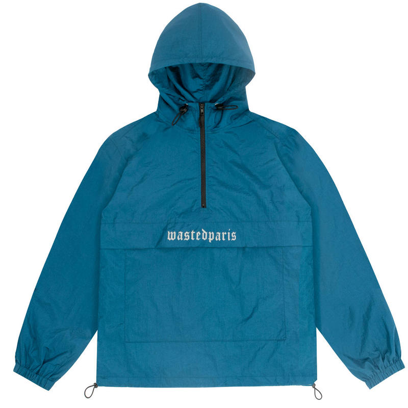 WASTED PARIS OX4 WINDBREAKER OX4 RIVER BLUE