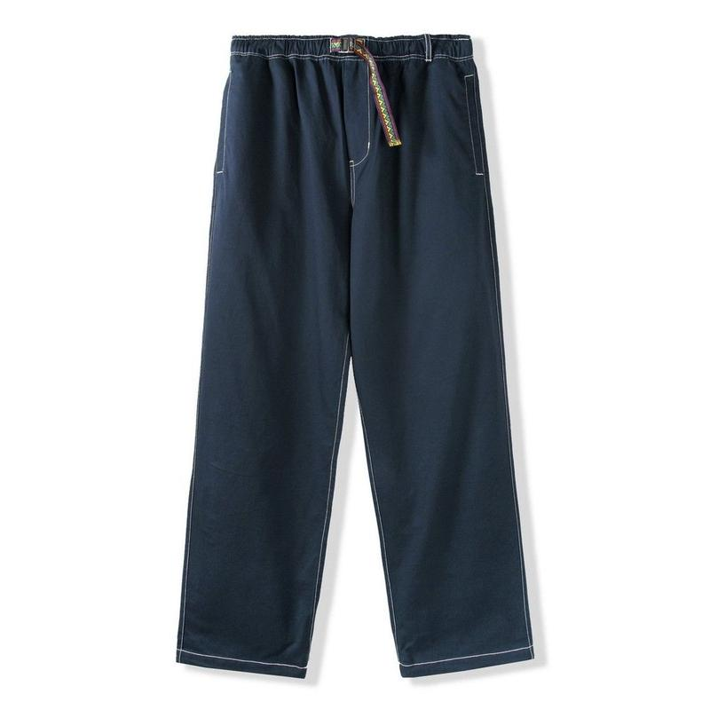 BUTTER GOODS SUMMIT PANTS-NAVY