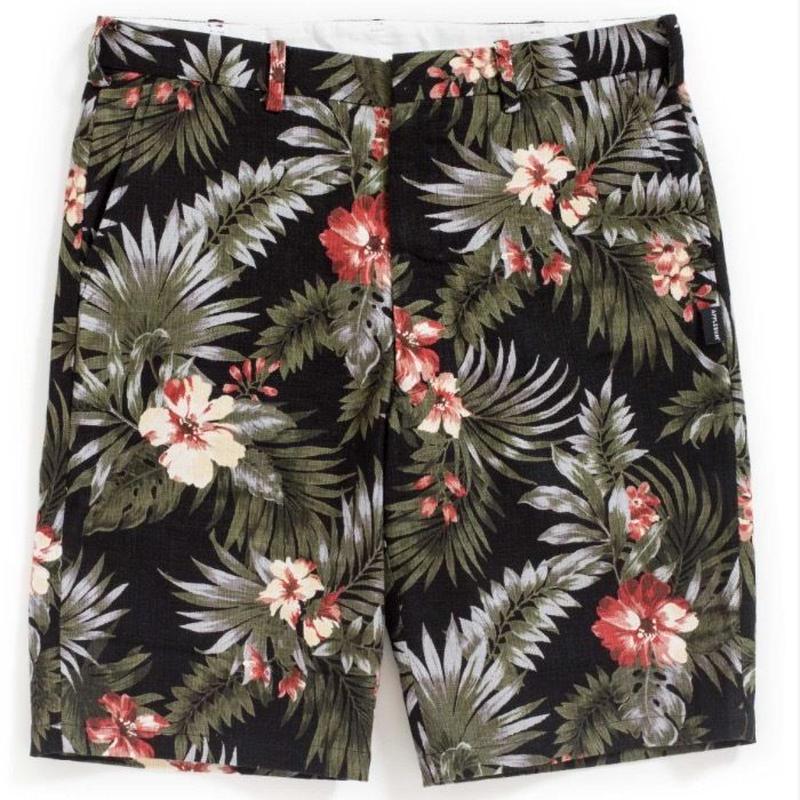 【APPLEBUM】 Botanical Short Pants